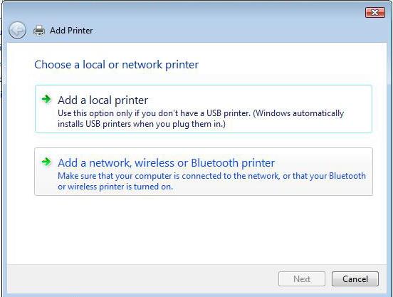 how to add wireless printer to windows pc